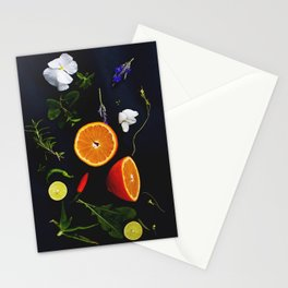 Edible Garden Stationery Cards