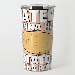 Potato Potatoes Pear French fries Travel Mug