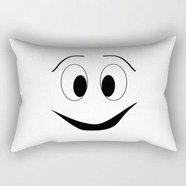Funny face Rectangular Pillow