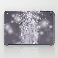 valar morghulis iPad Cases featuring Varda, valar of light by AlyTheKitten