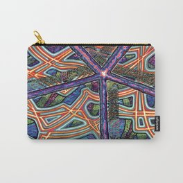 Ripples and Shadows Carry-All Pouch