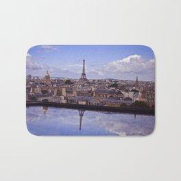 Reflections of Paris Bath Mat