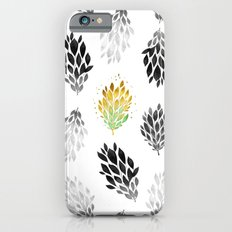 -Only few are golden- on white Slim Case iPhone 6s