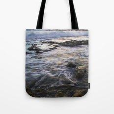 Evening in San Pedro, California Tote Bag
