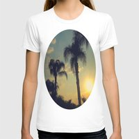 florida T-shirts featuring Florida by Jillian Stanton
