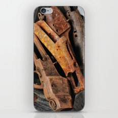Action iPhone & iPod Skin