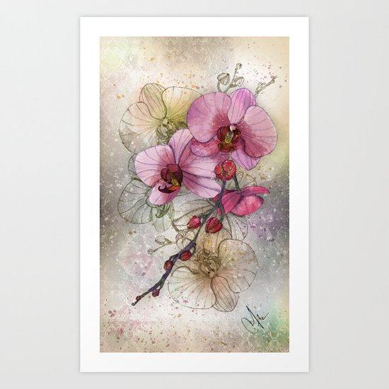 tiny, perfect beauty Art Print