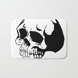 Skull #1 Bath Mat