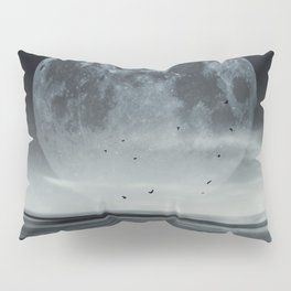 oceans of tranquility Pillow Sham