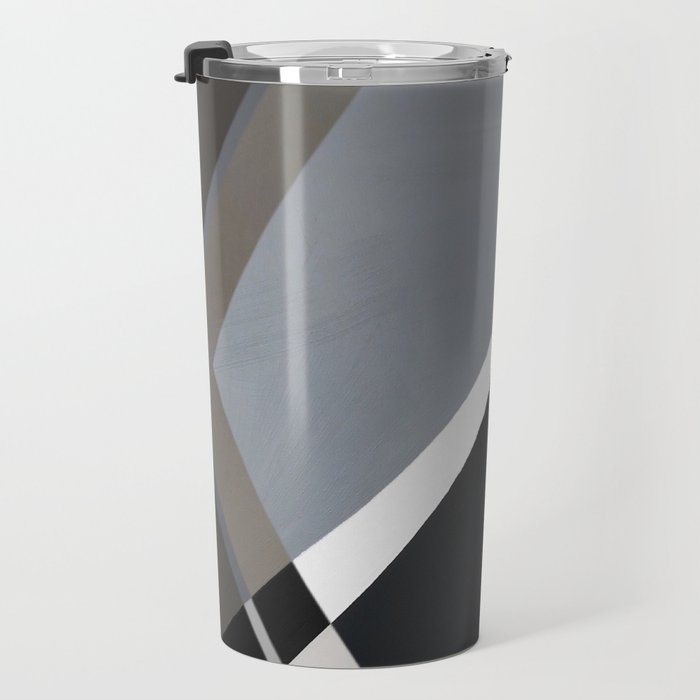 London - hexagon Travel Mug