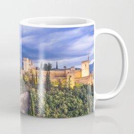 #laAlhambradeldia 180 Coffee Mug