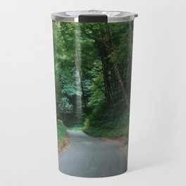 Forest route Travel Mug