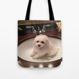 Sink Baby Tote Bag