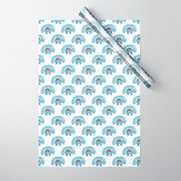 Sisters - White Christmas - Watercolor Wrapping Paper