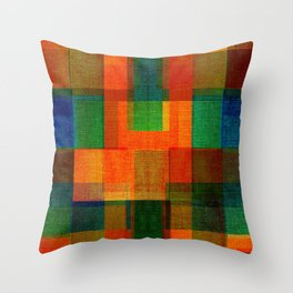 Decor colors - Throw Pillow