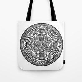 Aztec Roots Tote Bag