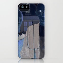 American Gothic REMIXED iPhone Case