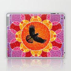 Flight of the Black Cockatoo Laptop & iPad Skin