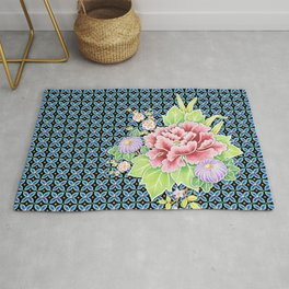 Brocade Bouquet Rug