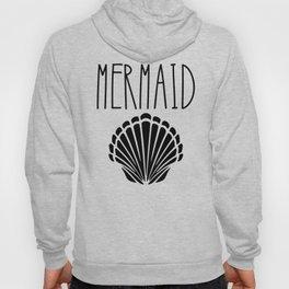 Funny Mermaid Hoody