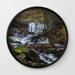 Oneida Falls Wall Clock