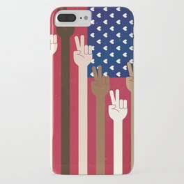 United Together iPhone Case