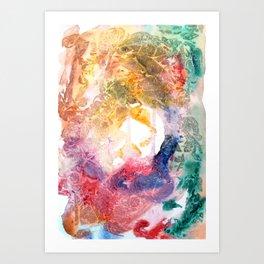 Virvla. Art Print
