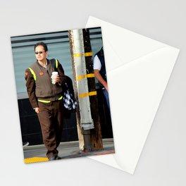 Uniform Divergence Stationery Cards