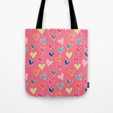 Blow Me One Last Kiss - Pink Tote Bag