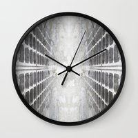 illusion Wall Clocks featuring ILLUSION by ED design for fun