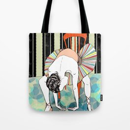 I'm So Tired Tote Bag
