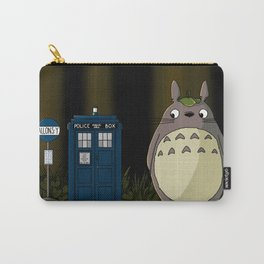 Allons-y Totoro Carry-All Pouch
