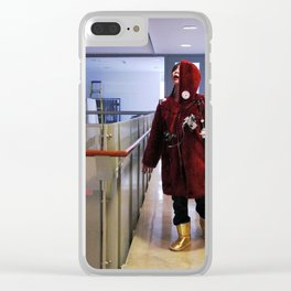 I'm from future...maybe Clear iPhone Case