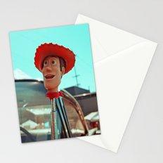 Woody rolls again! Stationery Cards