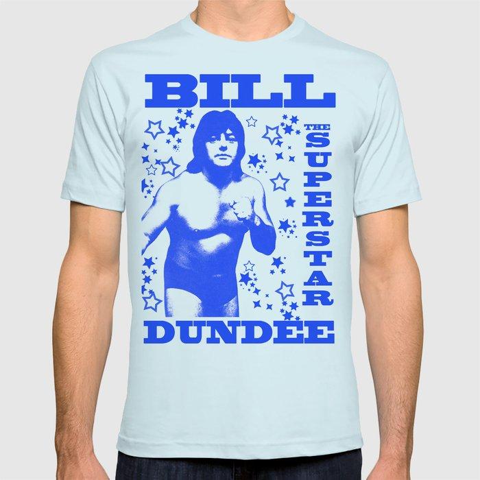 Legendary Memphis Wrestler Bill Dundee T-shirt