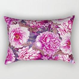 Romantic Garden VII Rectangular Pillow