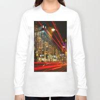 berlin Long Sleeve T-shirts featuring Berlin! by Ricarda Balistreri
