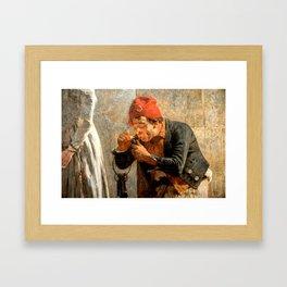 The Detail Framed Art Print