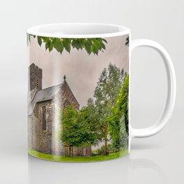 St Andrew, Narberth Coffee Mug
