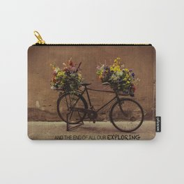 Bicicletta Carry-All Pouch