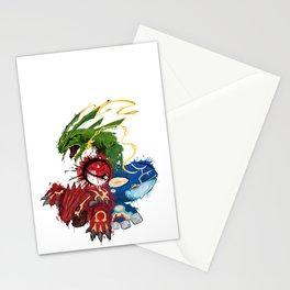 Hoenn splash Stationery Cards