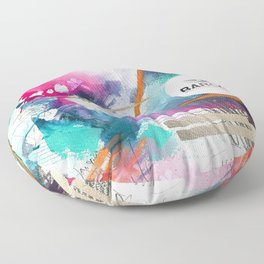 BARCCA by leo tezcucano 2 Floor Pillow