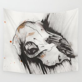 What Remains Wall Tapestry