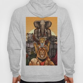 The Big Five Hoody