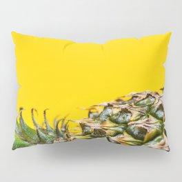 Pineapple on the Yellow Pillow Sham