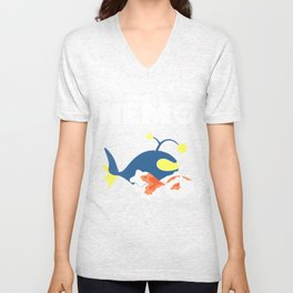 Nemo, I choose you! Unisex V-Neck