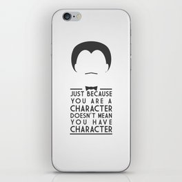 Character iPhone Skin