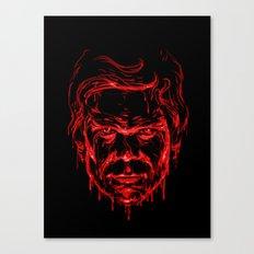 The Dark Passenger Canvas Print