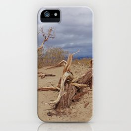 Death Valley II iPhone Case