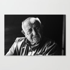 Jimmy Russell Founder Wild Turkey Whiskey Canvas Print